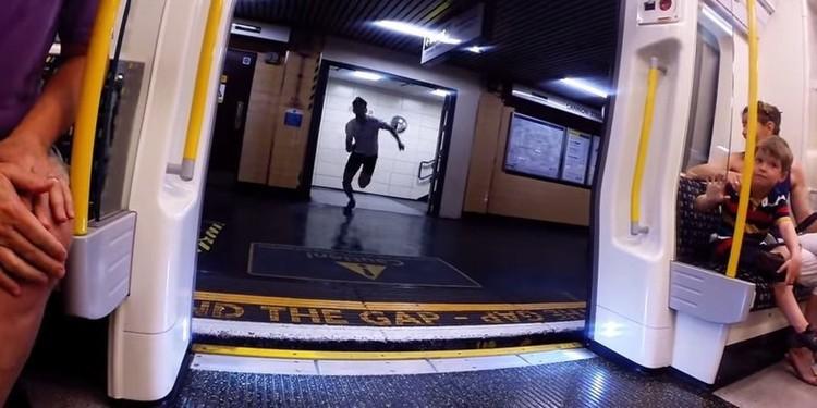 Friday Fun: o esporte que se compete em sistemas de transporte urbano, Reprodução/EpicChallenges. Via The CityFix Brasil