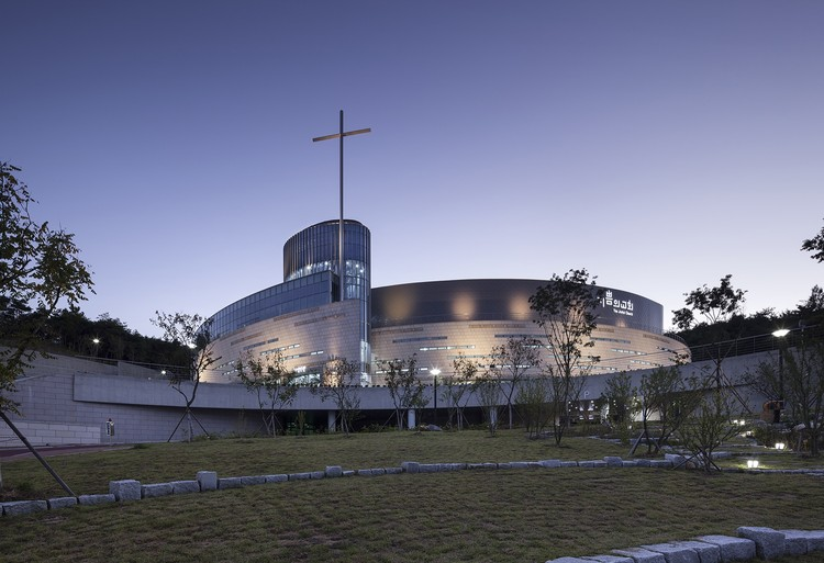 Joyful Church / The Beck Group, © Seung-Hoon Yum