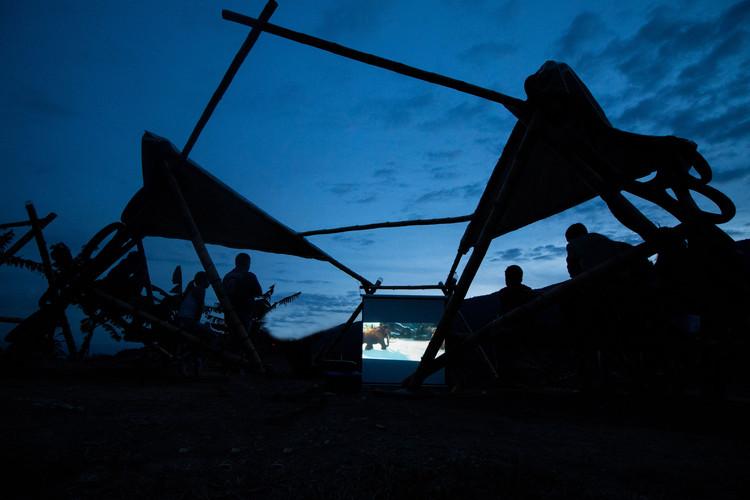 Colorín Colorado: equipamientos rurales como espacios de reivindicación frente al conflicto colombiano , Colorín Colorado / Ruta 4 arquitectura. Image Cortesía de Ruta 4