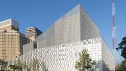 Tobin Center for the Performing Arts  / LMN + Marmon Mok
