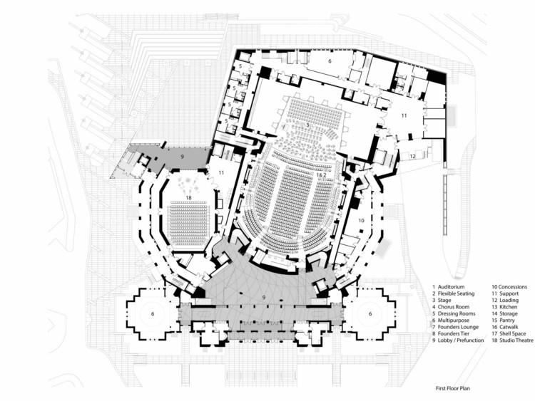 Tobin Center For The Performing Arts Lmn Marmon Mok