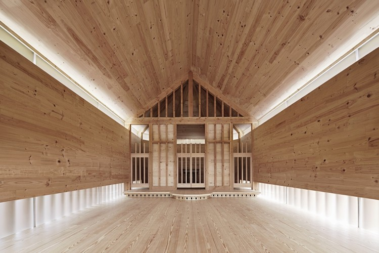 Belarusian Memorial Chapel / Spheron Architects, © Joakim Borén