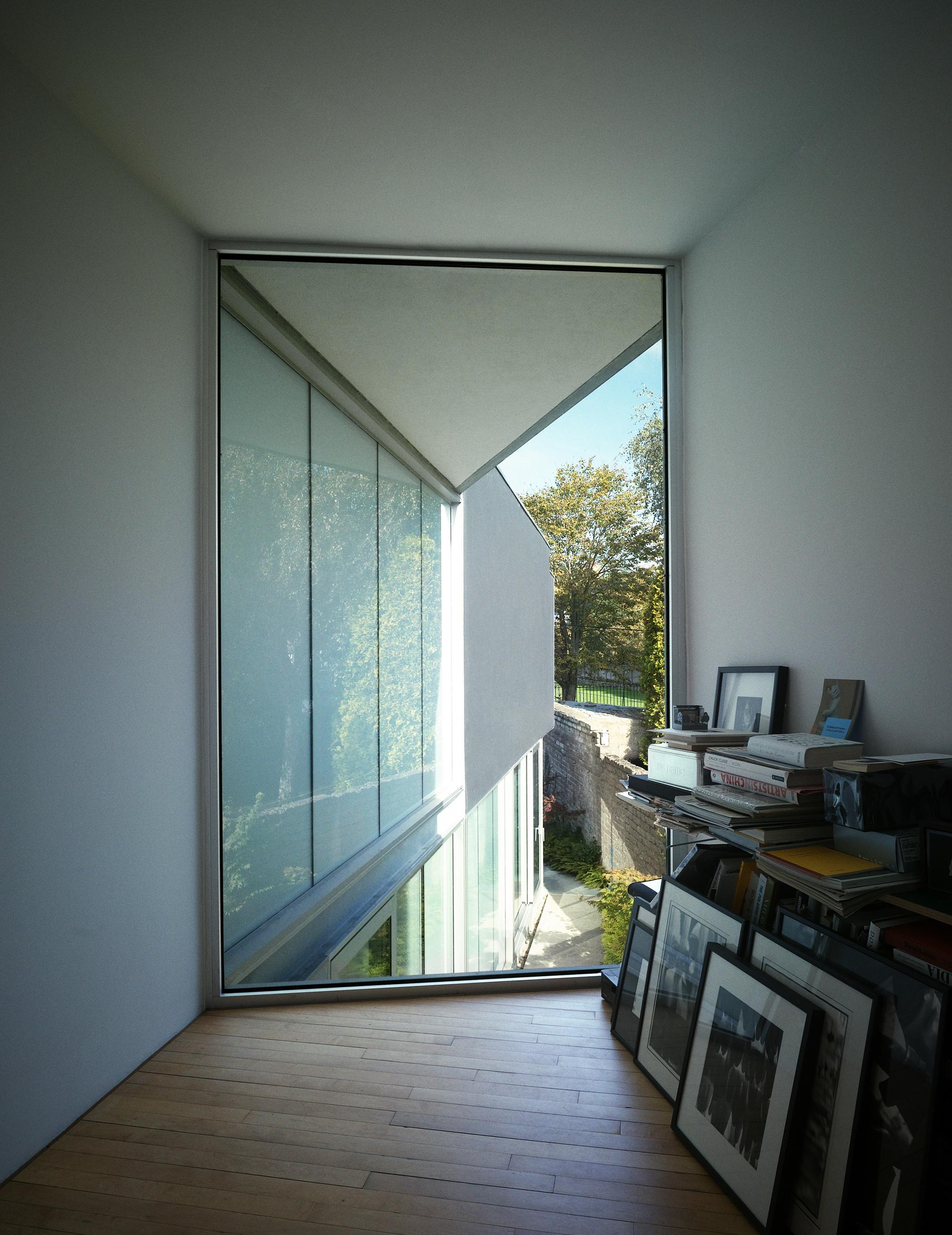 galer a de casa plegable a2 architects 11. Black Bedroom Furniture Sets. Home Design Ideas