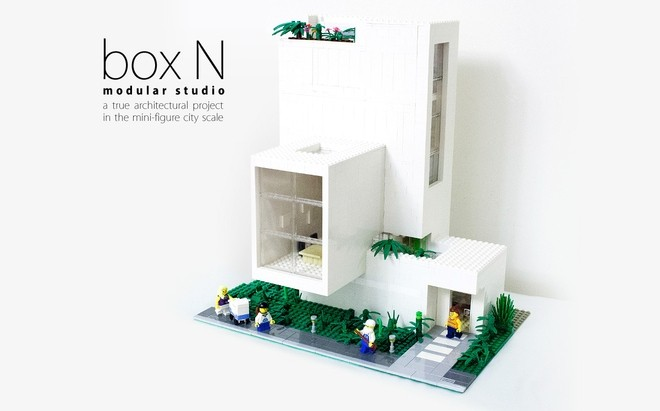 19 Of Our Favorite User Created Architecture Lego Sets Which You