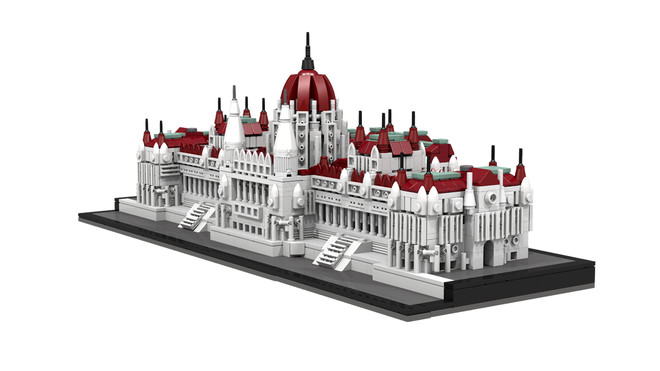 19 Of Our Favorite User-Created Architecture LEGO Sets (Which You ...