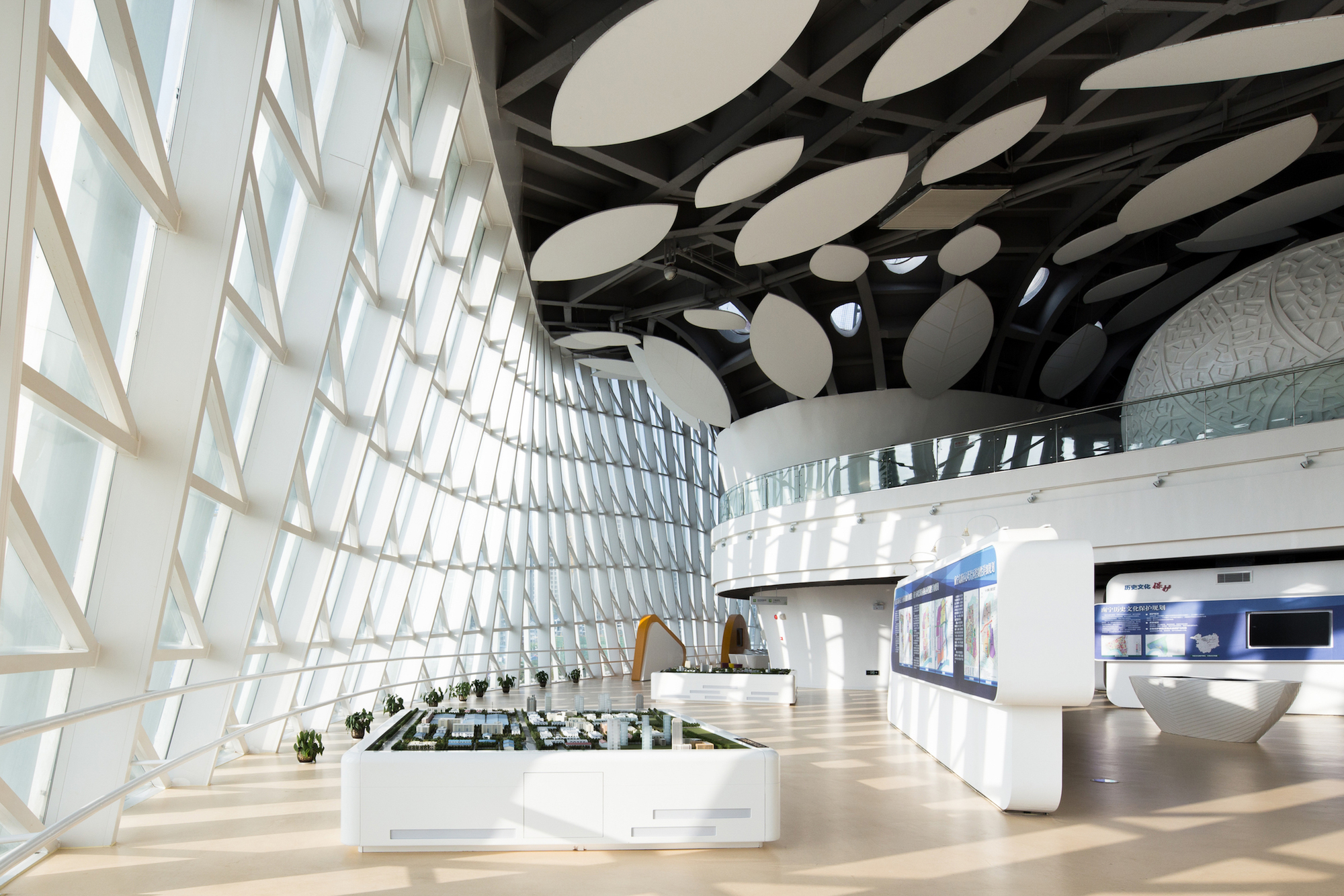 Gallery Of Nanning Planning Exhibition Hall Z Studio