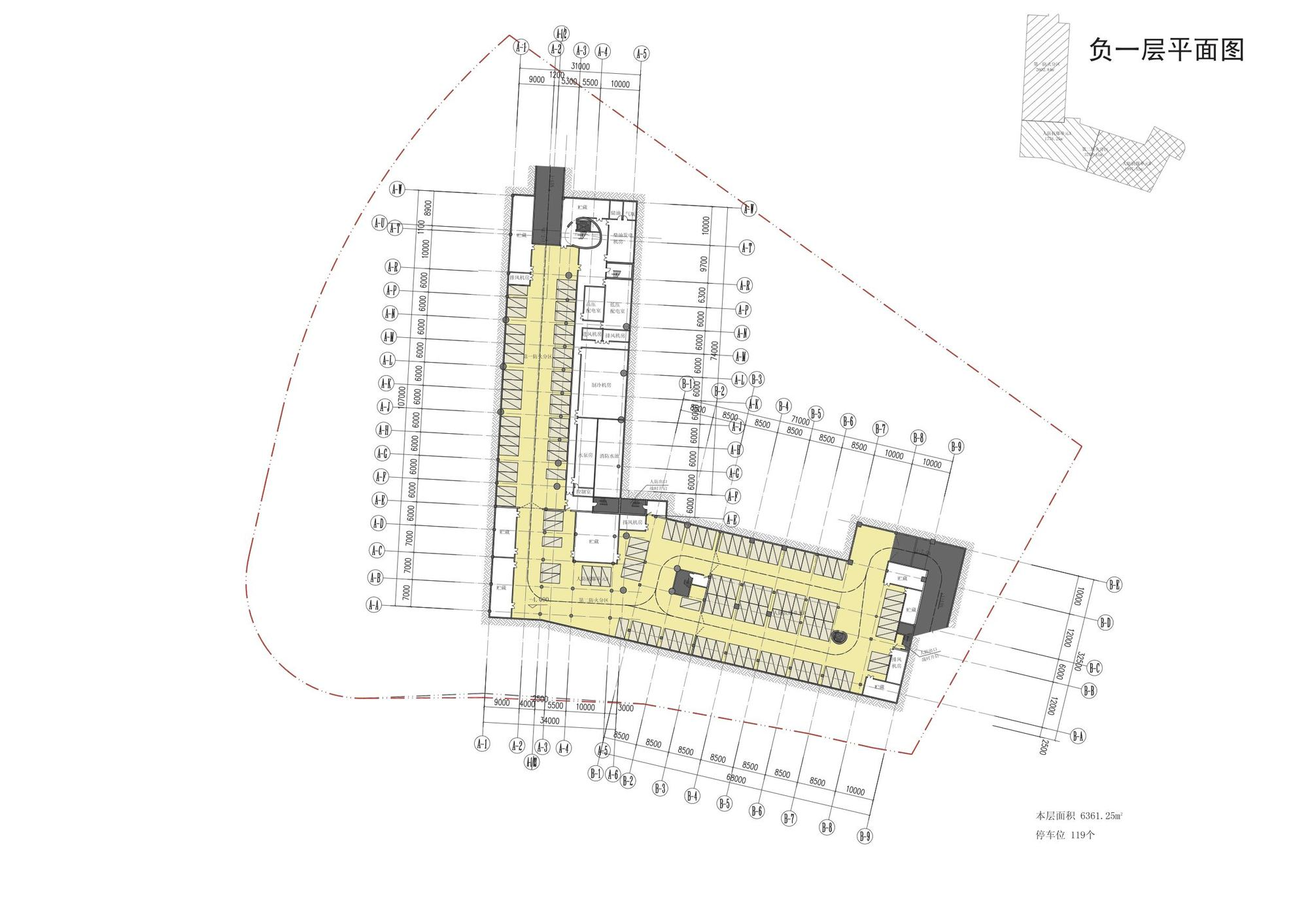 Exhibition Plan D : Gallery of nanning planning exhibition hall z studio