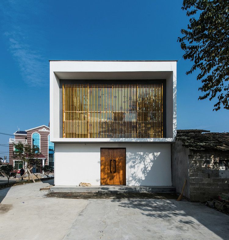 House of Gang xia Jie Cun / Atelier KAI Architects, © A Duo