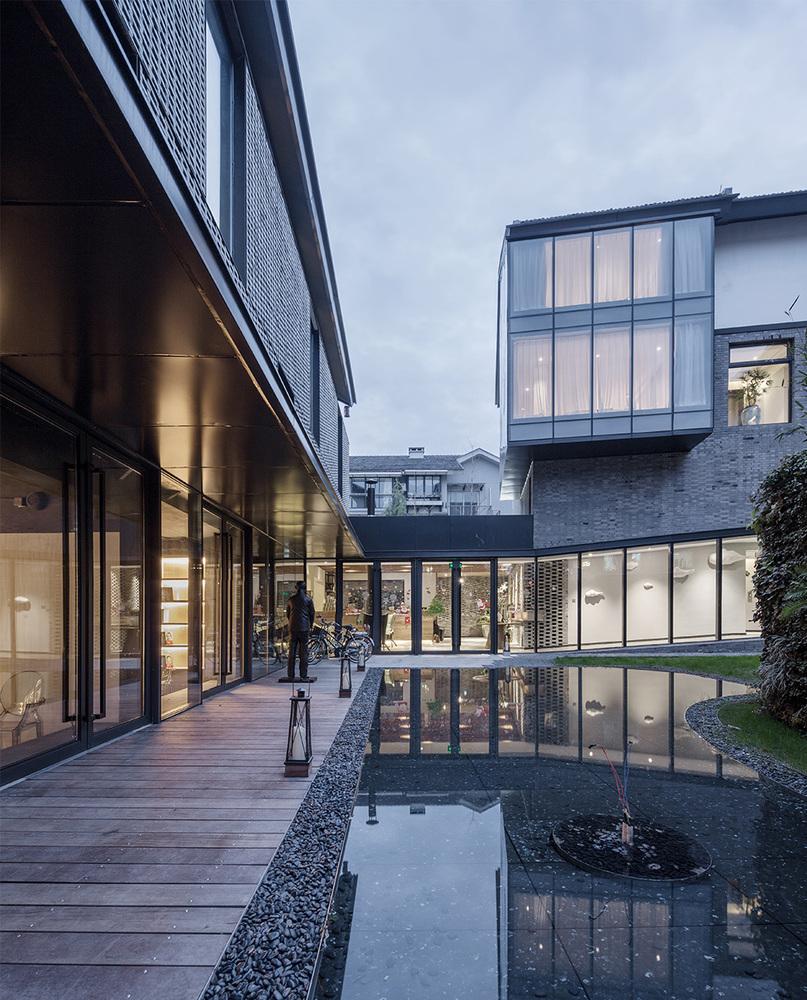 Seclusive Jiangnan Boutique Hotel Yi Fan Gallery