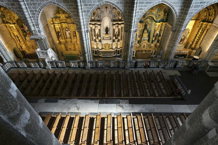 Recuperação do Convento e Igreja de S. Francisco e novo Núcleo Museológico  / Adalberto Dias, © Manuel Ribeiro