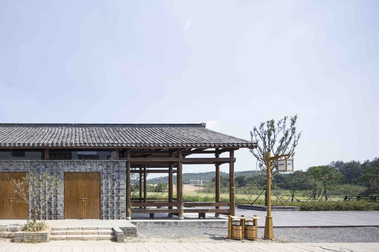 Country Shop in Huashu Village / ZHOU Ling Design Studio, © Hou Bowen - Zhou Ling