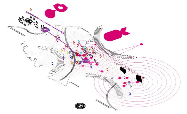 Cuerpo y cuidad: la gestión de espacios desde los ilegitimados, Cuerpo y cuidad: La gestión de espacios desde los ilegitimados / LARH. Image Cortesía de LARH