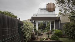 Wilson St / Drawing Room Architecture