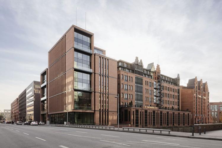 New Headquarter Extension for Gebr  / gmp Architekten, © Marcus Bredt