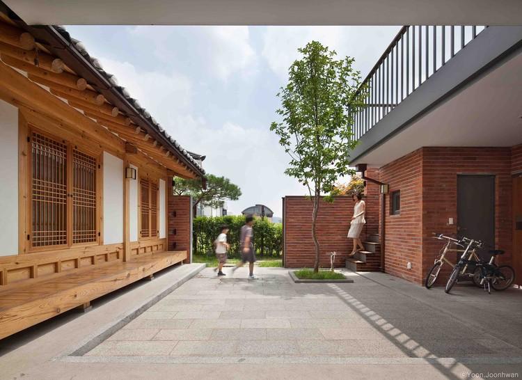 Hamyangjae / guga Urban Architecture, © Yoon Joon-Hwan