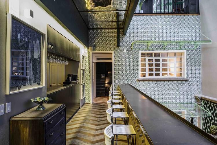 Hotel Casa Awolly / graus + Dirk Jan Kinet Interiors, © Moritz Bernoully