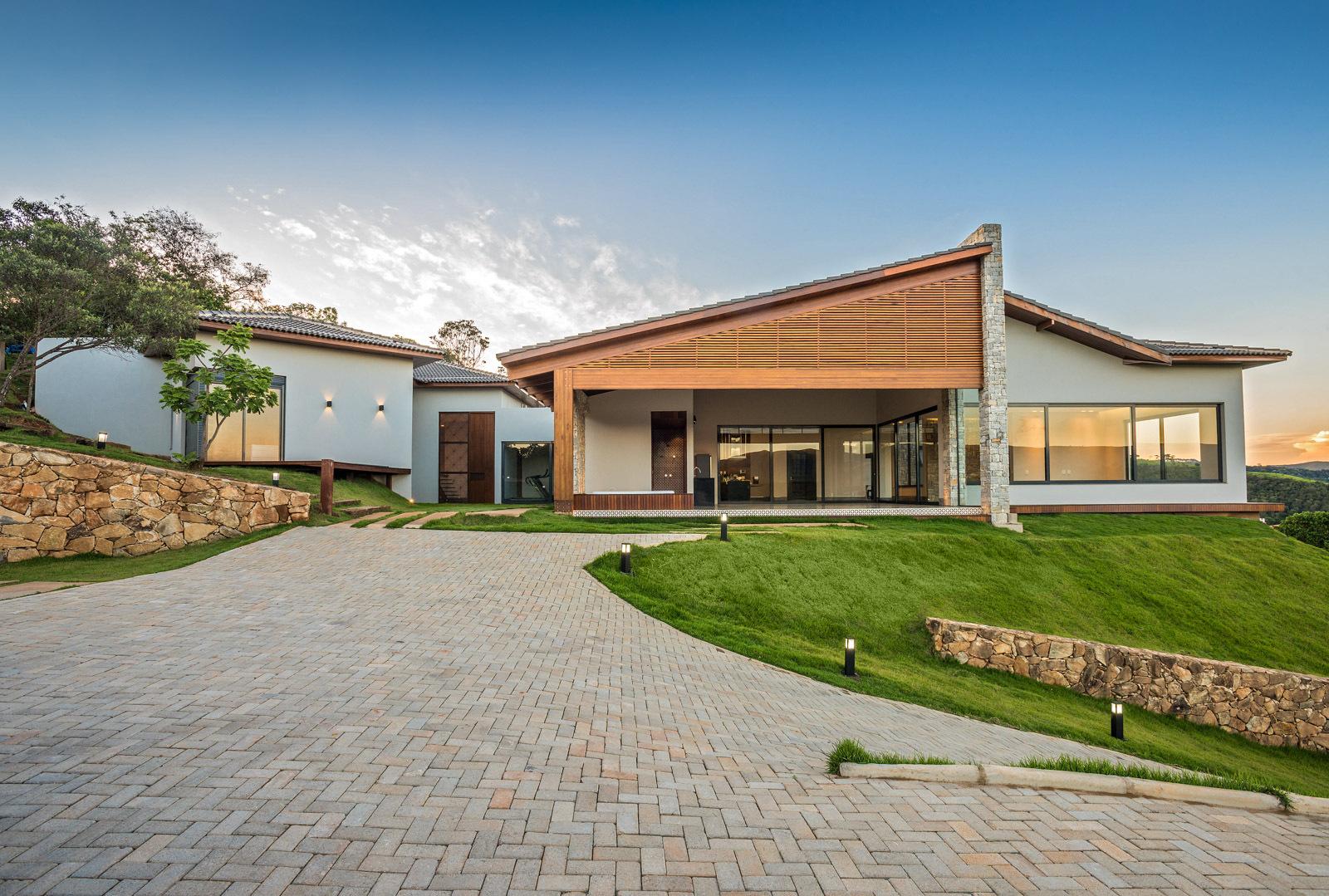 Casa Pasárgada / MASV - Amália Vieira Arquitetura