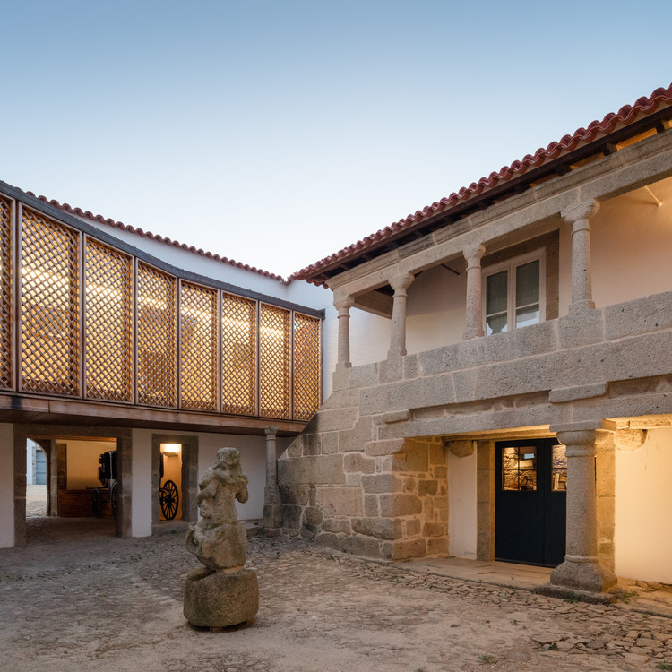 Hotel Palacio de Vitorino / PROD arquitectura & design, © João Morgado