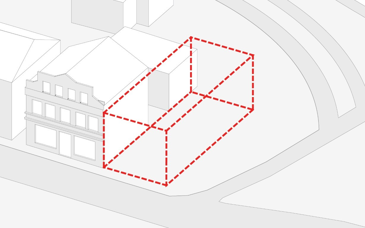 Gallery of shoe shelve shop urban agency architects esplant 15 diagram pooptronica