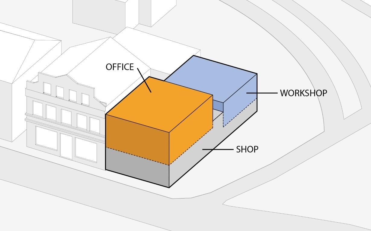 Gallery of shoe shelve shop urban agency architects esplant 14 shoe shelve shop urban agency architects esplant pooptronica