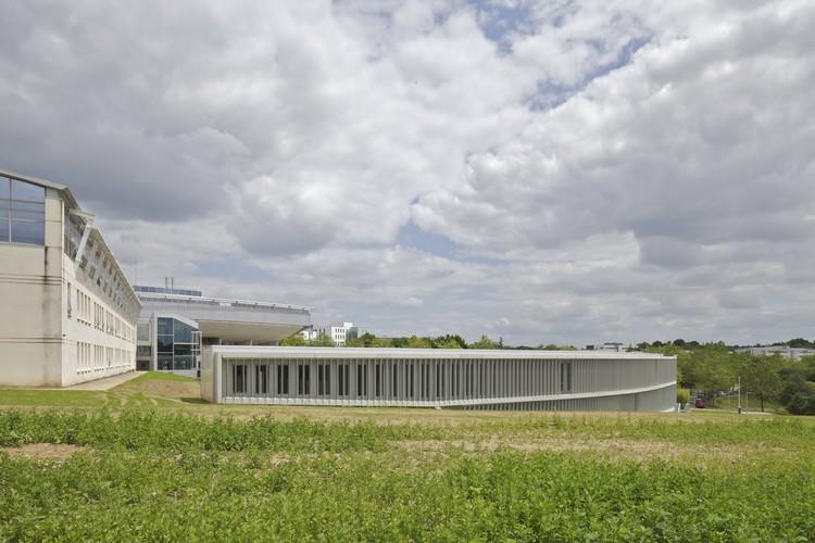École des Mines  / Barré-Lambot Architects, © Philippe Ruault