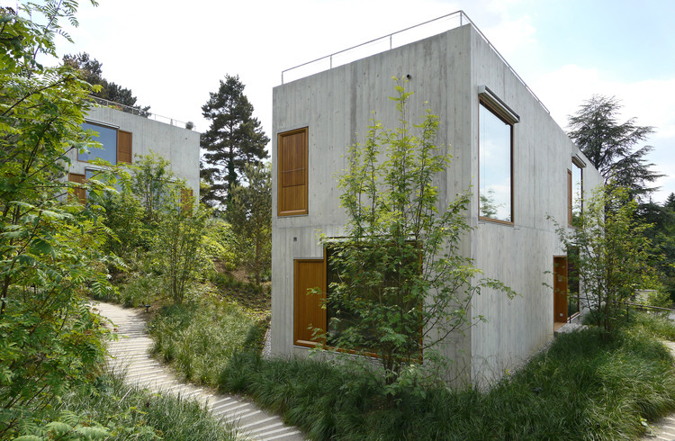 Two-familiy Apartment Houses  / Staehelin Meyer Architekten, © Staehelin Meyer Architekten