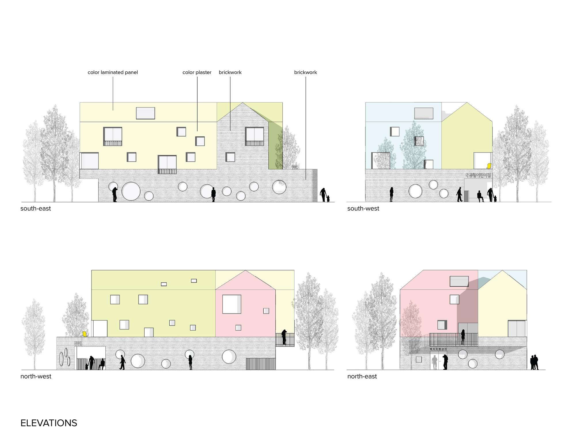 Architectural Daycare Design