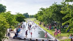 Cultuurpark Westergasfabriek / Gustafson Porter + Bowman