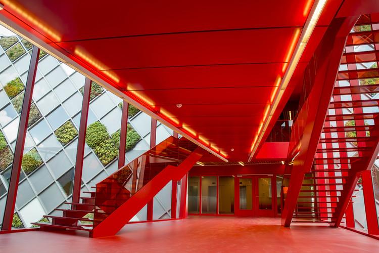 Herstal City Hall / Frederic Haesevoets Architecte, © Christophe Vootz