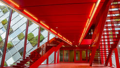 Herstal City Hall / Frederic Haesevoets Architecte