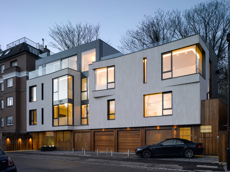 Terraza Nutley / Belsize Architects, © Nick Kane