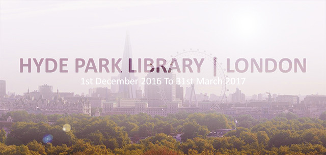 Open Call: Hyde Park Library I London