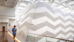 Renovación interior Hall Galbraith - UC San Diego / Kevin deFreitas Architects