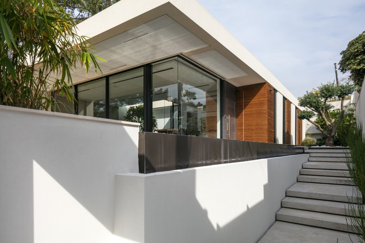 House F / A.M.N Architecture, © Uzi Porat
