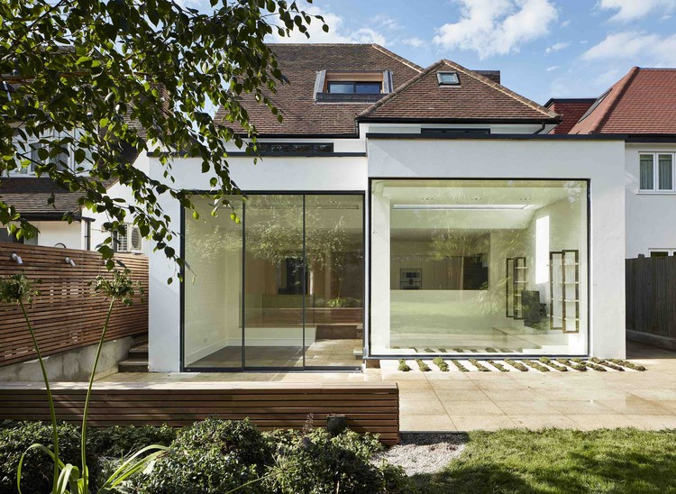Open House / Robert Hirschfield Architects, © Matt Clayton