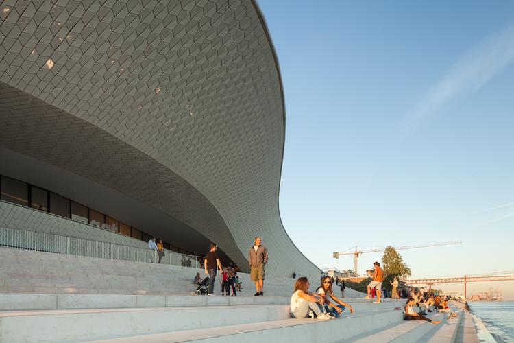 Lisboa é eleita a capital ibero-americana da cultura 2017, MAAT -  Museu de Arte, Arquitetura e Tecnologia de Lisboa. Image © Francisco Nogueira