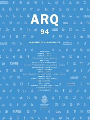 Revista ARQ 94: Imaginarios