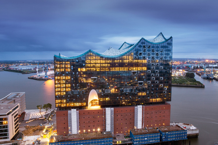 Herzog & de Meuron Elbphilharmonie Hamburg Finally Celebrates Grand Opening , © Thies Rätzke