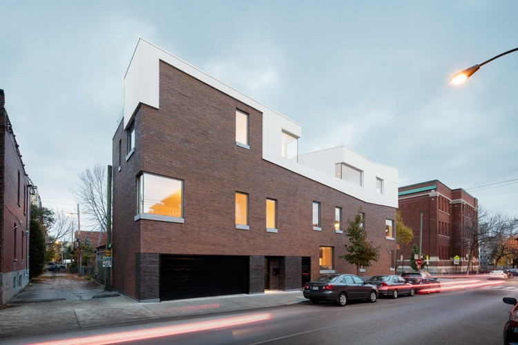 Dandurand Residences / NatureHumaine, © Adrien Williams