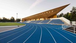 Estádio Pärnu / Kamp Arhitektid