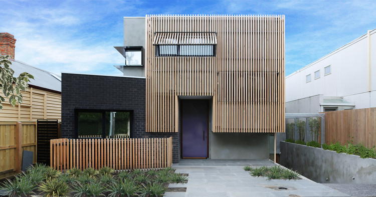 Malvern 01 - Courtyard House / Dan Webster Architecture, Courtesy of Dan Webster Architecture