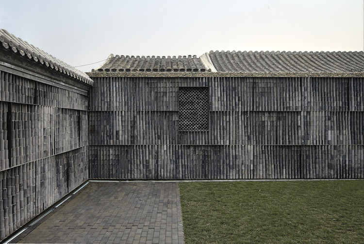 Patio Cerca de West Sea / META - Project, © Su Chen, Chun Fang