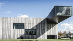 Sede Enjoy Concrete / Govaert & Vanhoutte Architects