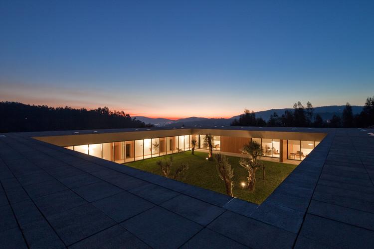 Lar Casa de Magalhães / Carvalho Araújo, Arquitectura e Design, © Hugo Carvalho Araújo