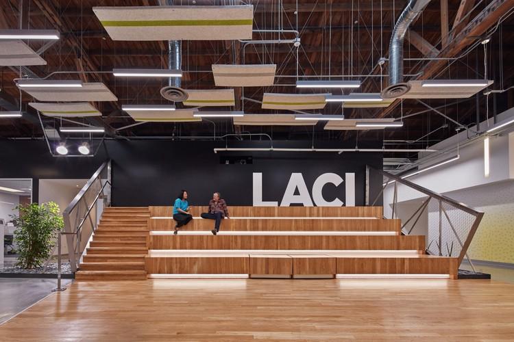 Campus de innovación La Kretz / John Friedman Alice Kimm Architects, © Benny Chan/Fotoworks