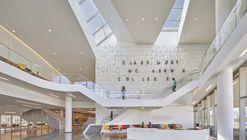 Pavilhão Roberts / John Friedman Alice Kimm Architects
