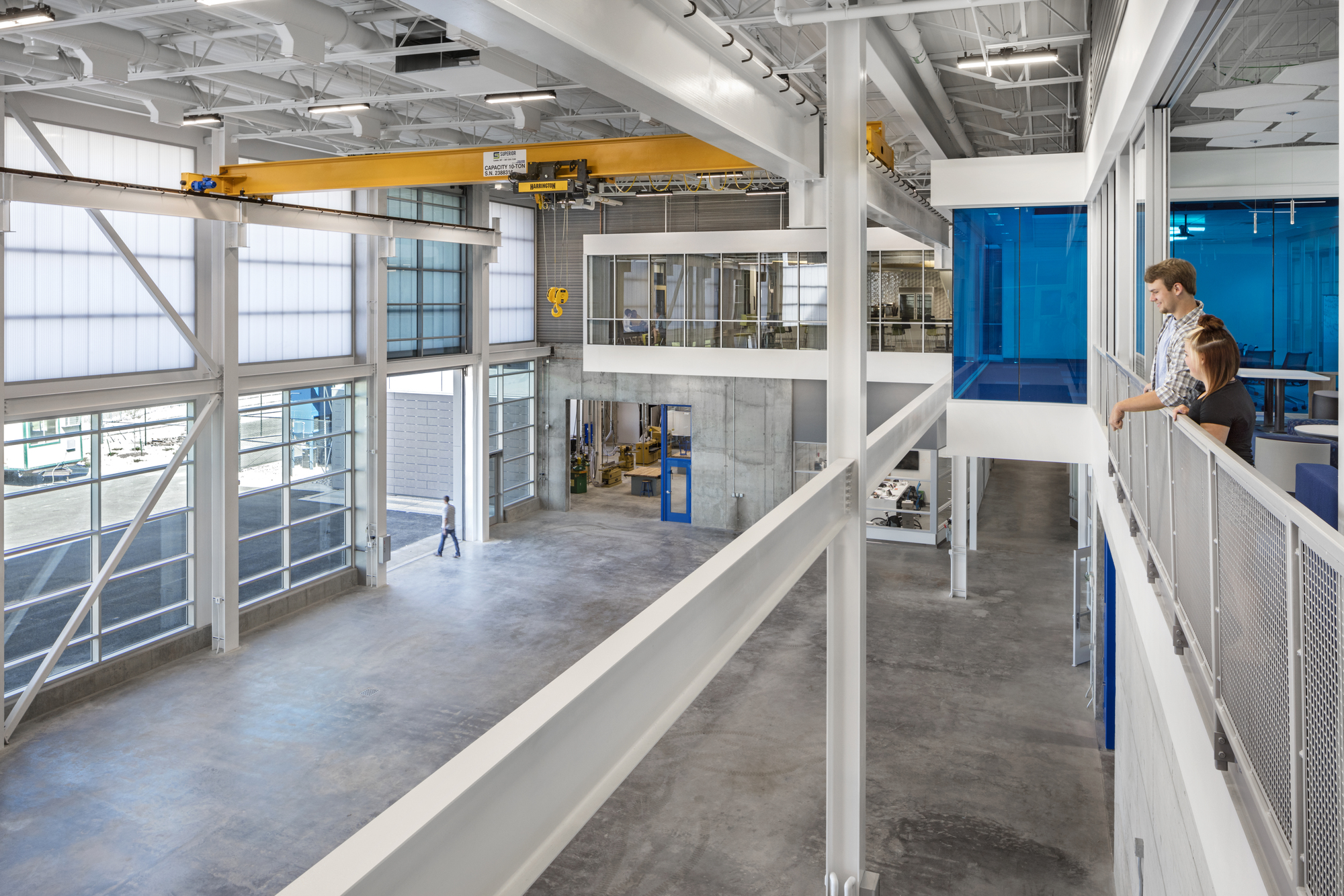 Gallery of Pathways Innovation Center / Cuningham Group ...