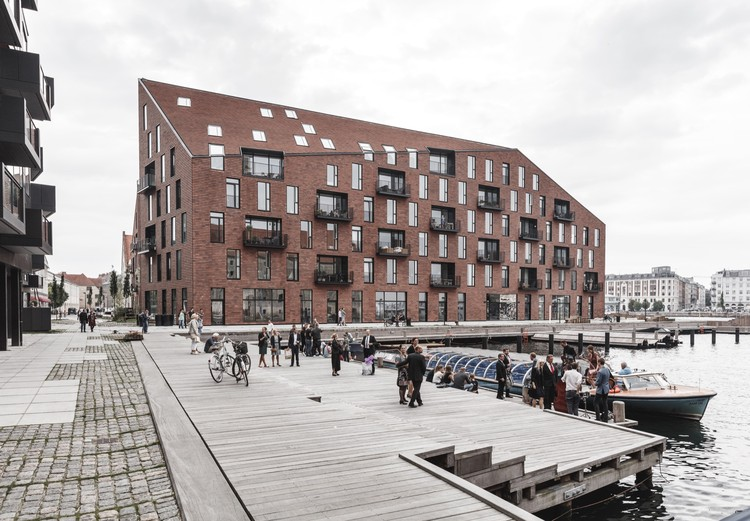 Edifício Krøyer / Vilhelm Lauritzen Architects + COBE, © Rasmus Hjortshøj - COAST