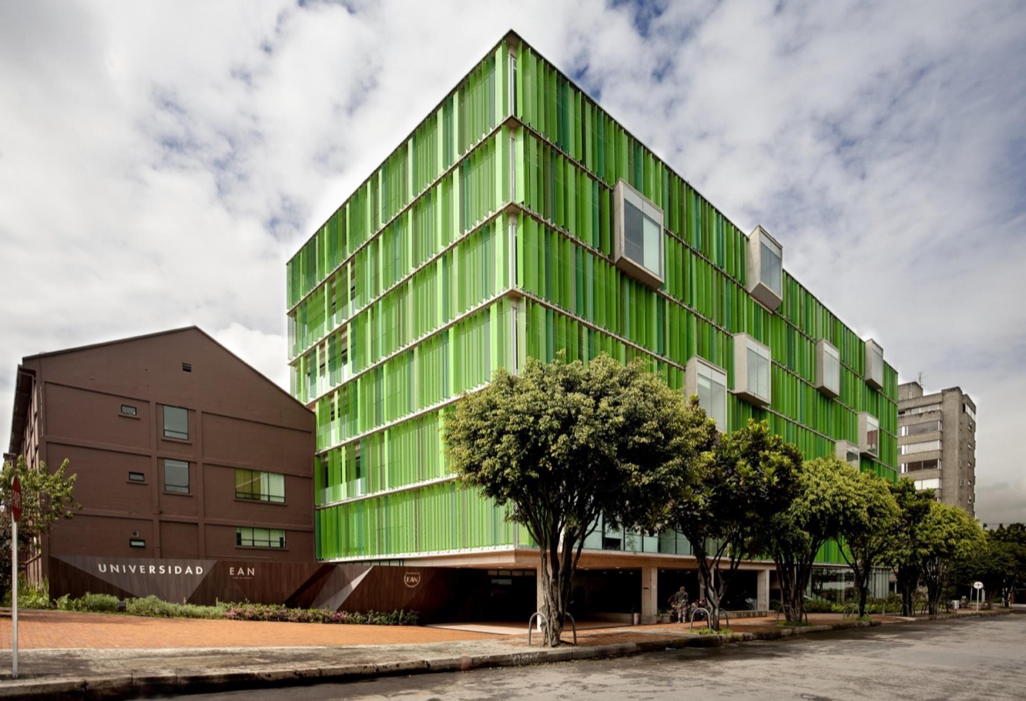 Gallery of ean university daniel bonilla marcela for Arquitecto universidad
