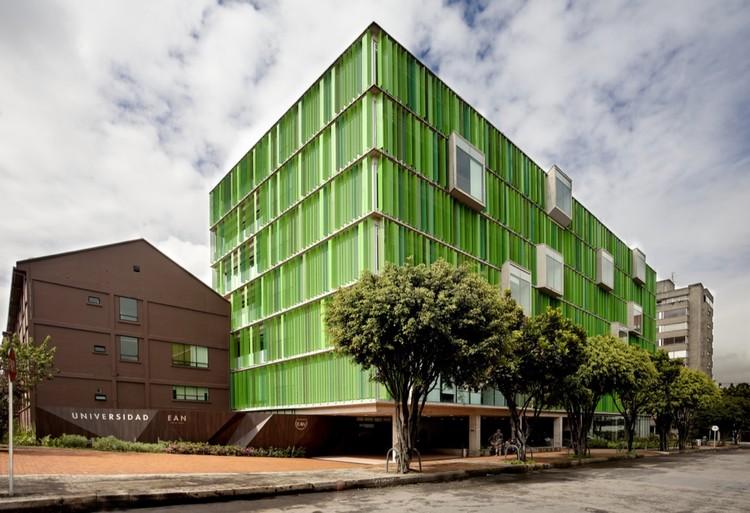 Universidad EAN / Daniel Bonilla + Marcela Albornoz, © Rodrigo Dávila